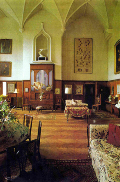 The Great Hall, Tullynally Castle