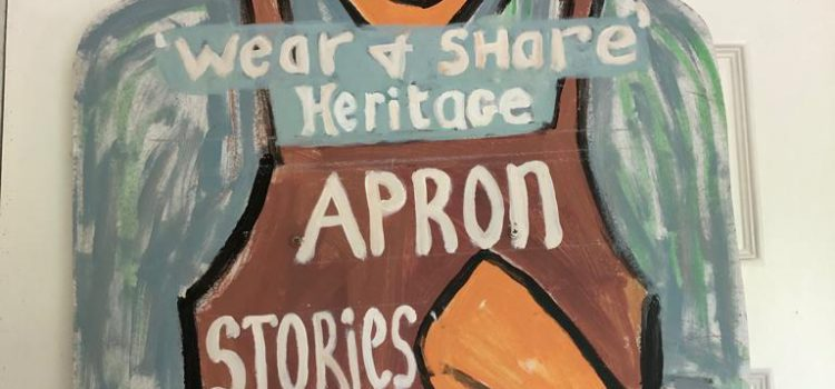 Eclectic Wear and Share Heritage Apron Day