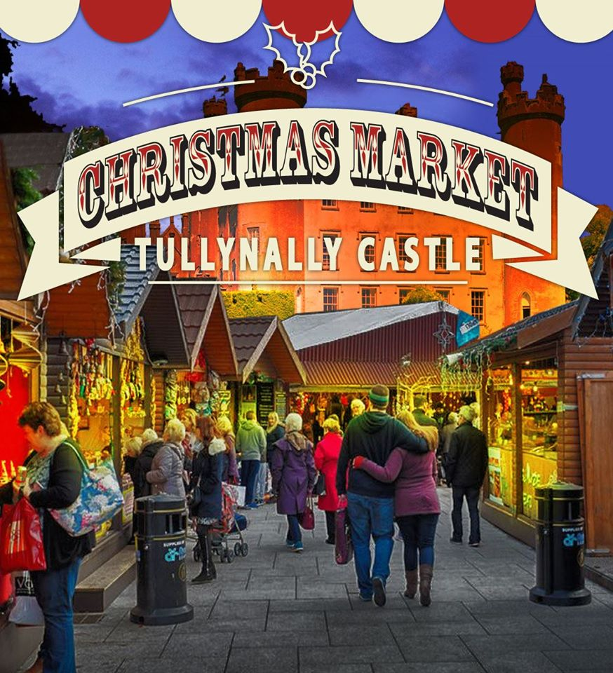 Tullynally Christmas Market